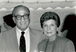 The late Max and Marian Farash