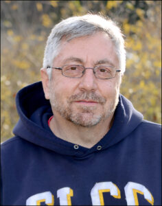 Head and shoulders image of John Van Niel